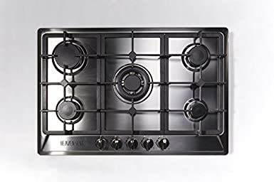 30 Stainless Steel Cooktop