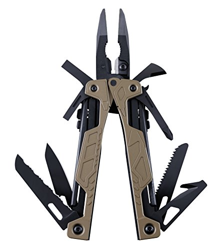 Leatherman - OHT Multi-Tool, Coyote Tan Molle Black Sheath