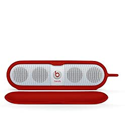 Beats Sleeve for Pill Portable Speaker (Red)