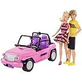 Barbie and Ken Beach Cruiser