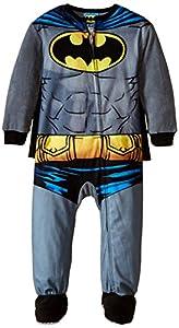 Komar Kids Little Boys' Batman Blanket Sleeper with Cape at Gotham City Store
