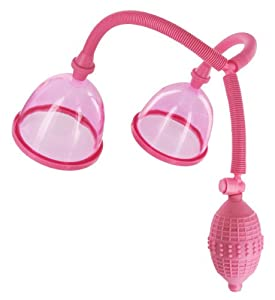 Size Matters Breast Enlargement Pump Set