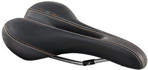 Avenir Men's 200 Series Hybrid Saddle (Black)