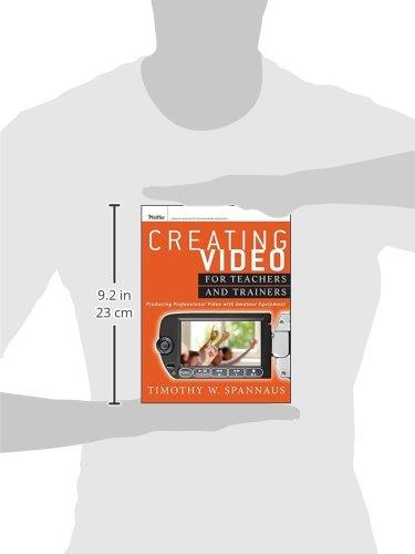 Creating Video for Teachers