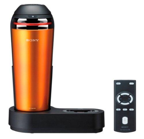 SONY ウォークマン用ドックスピーカー NWV500 オレンジ RDP-NWV500/D