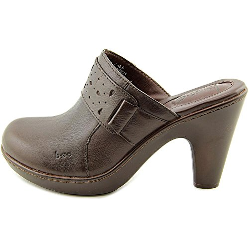 9dabacd857a4 Boc Born Concept Anca Dark Brown Mules Women Size 10 M