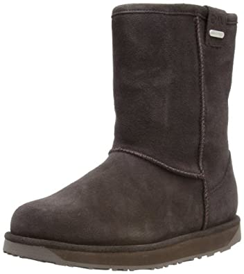 Emu Australia Womens Paterson LO Snow Boots W10771 Chocolate 3 UK, 36 EU, Regular