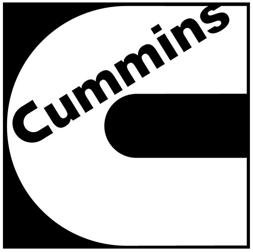 Turbo Diesel Ram Cummins Die Cut Decal Sticker 8.5'' Width by 8.5'' Height (Cummins Turbo Diesel Sticker compare prices)