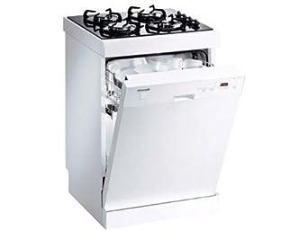 Brandt dkh 810 comin lave vaisselle et plaques de cuisson gaz pose libre 60 cm 12 couverts 47 for Comcombine lave vaisselle plaque cuisson