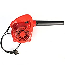 LussoLiv Electric Hand Operated Fan Blower For Cleaning Computer Home Appliance