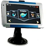 """TM-540 5"""" Touch Screen CE6.0 Atals V 533MHz CPU GPS Car Navigator with 2GB Memory Middle East Map"""