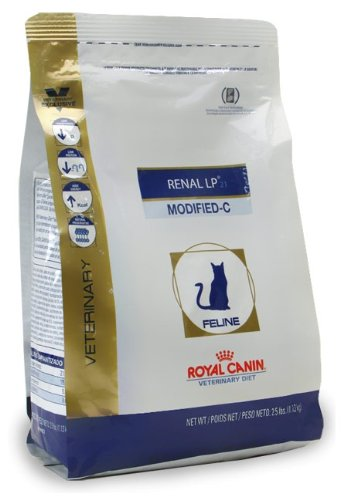 Detail image Royal Canin Veterinary Diet Renal LP21 Modified-C Dry Cat Food 2.5 lb bag