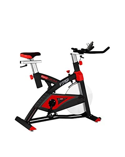 Fytter Bicicleta Estática Rider Ri-06R Rojo / Negro