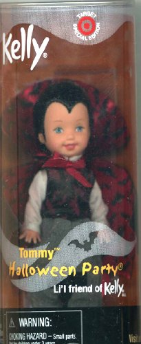 Barbie - KELLY Club Halloween Costume Party Kelly the Witch, Kelly Li'l Friends Doll