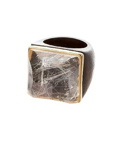 bebe Semi-Precious Stone Ring :  semiprecious stone ring