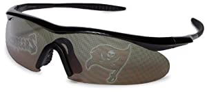 NFL Tampa Bay Buccaneers ANSI Rated Camovision EyeXtras UV Protection Sunglasses by EyeXtras
