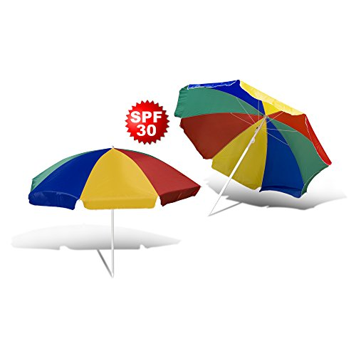 Multi Color Umbrella for Sand Anchor george omura mastering autocad for mac