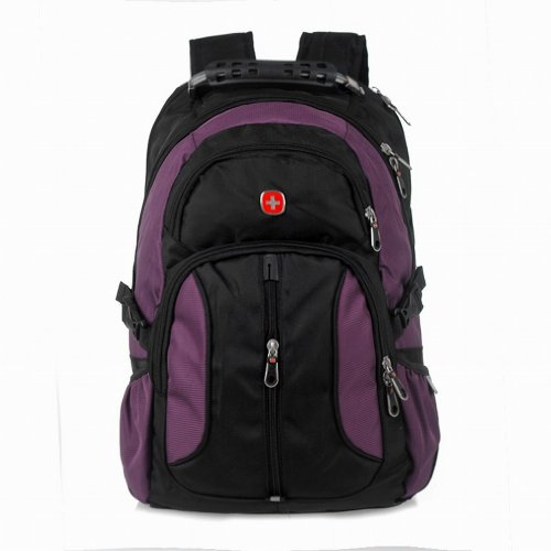 ... Laptops,computer,backpack,knapsack,rucksack army knife bag (Purple