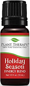Plant Therapy Holiday Season Synergy Essential Oil Blend