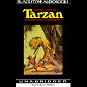 The Return of Tarzan | [Edgar Rice Burroughs]