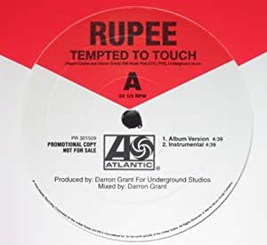 Rupee - Tempted To Touch (Dance Mixes)
