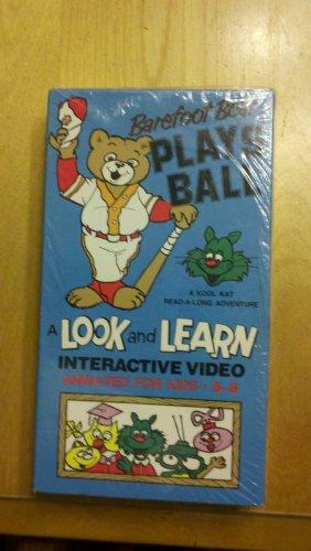 Barefoot Bear Plays Ball