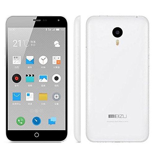 MEIZU m1 nota 64bit Octa Nucleo FDD LTE 5,5 pollici Gorilla Glass FHD 2GB 16GB 3140mAh Bianco