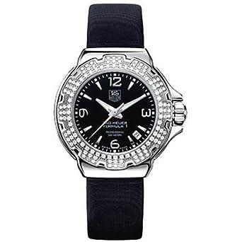 TAG Heuer Women's WAC1214.FC6218 Formula 1 Glamour Diamond Accented Watch