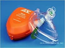 CPR MASK POCKET RESUSCITATOR Adsafe 10 PACK