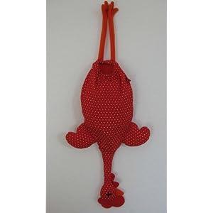 Etelvina la gallina porta sacchetti di - Porta sacchetti plastica ...