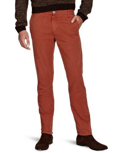 Rich&Royal Men's 23K970 Trousers Brown (274 Spicy Rust) 29