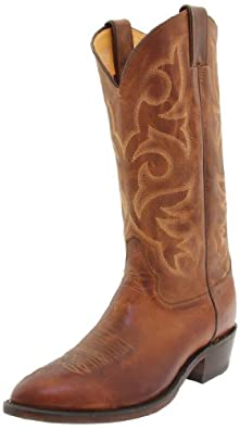 Justin Boots Mens Classic 10 Narrow Squr-toe Boot by Justin Boots