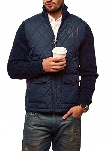 McGregor Giubbotto Navy Darson XL Blue
