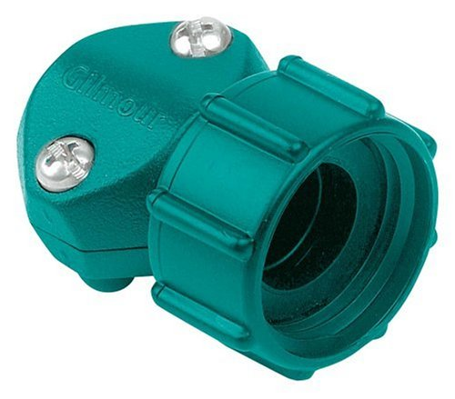 Gilmour Polymer Female Hose Coupling 05F Teal