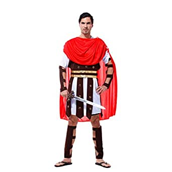 Nanxson(TM) Men's Rome Prince Warrior Adult Costume EXM0003