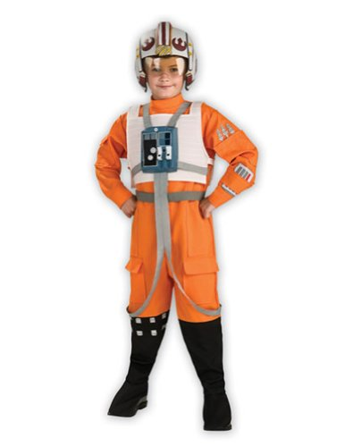 Star Wars Xwing Pilot Child Md Kids Boys Costume