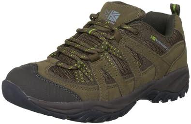 Karrimor Womens Traveller Supa 2 Trekking and Hiking Shoes K567-RGN Roots/Green 6 UK, 39 EU, 7 US