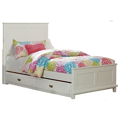 Bailey Panel Bed - Twin - with Trundle