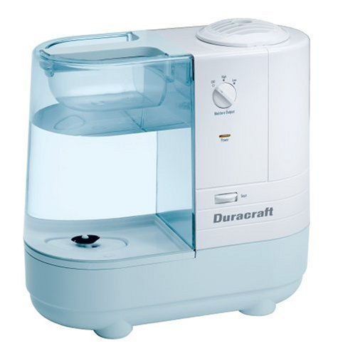 Duracraft Dwm250 2 1 2 Gallon Warm Mist Humidifier Baby Care
