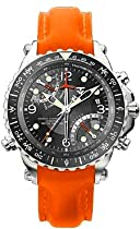 Discount Men s Watches TX Men s Classic Flyback Chronograph Compass Dual Time Zone Watch T3C324 from astore.amazon.com