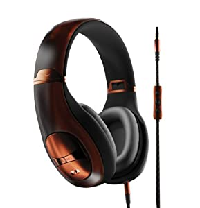 Klipsch Mode M40 Noise Cancelling Over Ear Headphones - Copper/Black (discontinued by manufacturer)