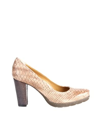 Paco Herrero Zapatos Estampado Serpiente