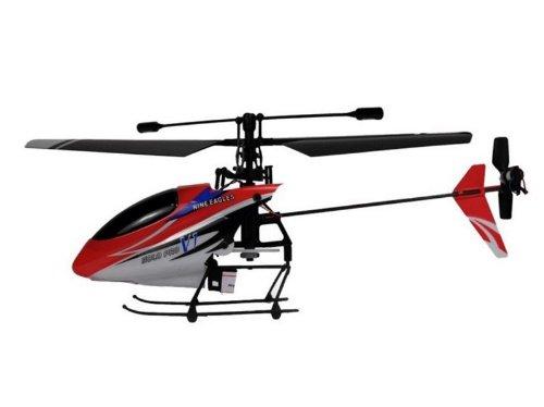 Bilder von Nine Eagles 25046 - Solo Pro 4-Kanal RC Hubschrauber 2,4 GHz in Alukoffer