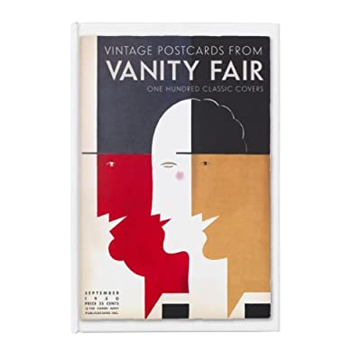 Vintage Postcards from Vanity Fair: One Hundred Classic Covers
