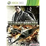Ace Combat Assault Horizon - Xbox 360 (Color: One Color, Tamaño: One Size)