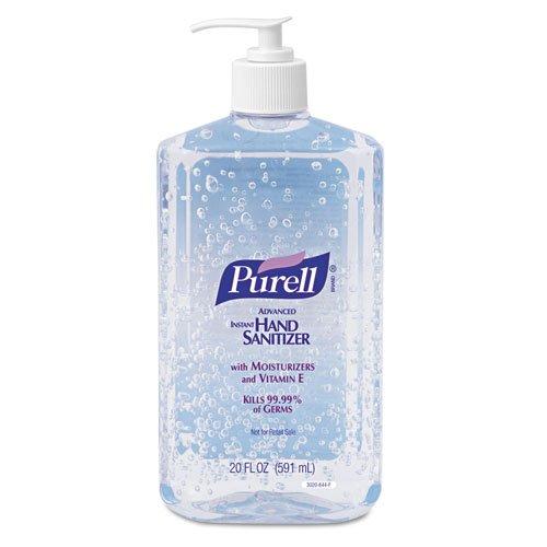 PURELL - Hand Sanitizer 20oz Pump Bottle 12/Carton 3023-12 (DMi CT