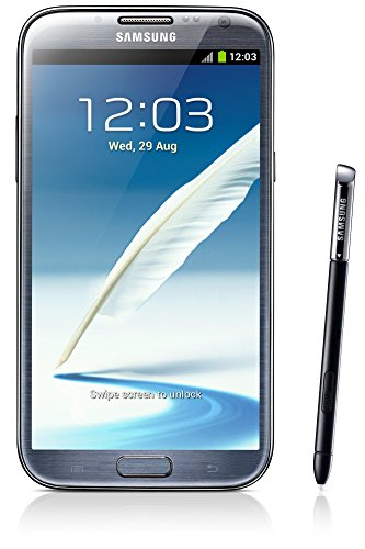 Samsung Galaxy Note 2 16GB SIM-Free Smartphone - Titanium Grey Black Friday & Cyber Monday 2014