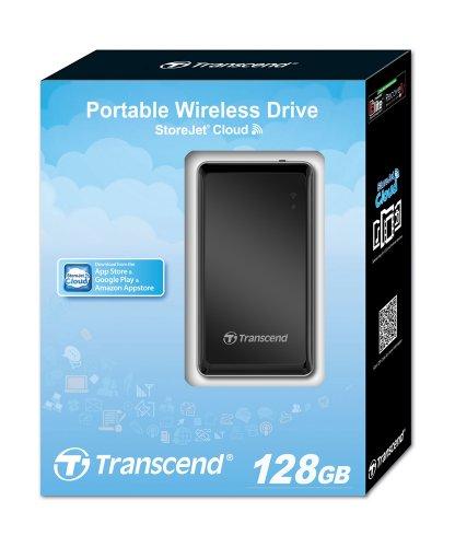 Transcend TS128GSJC10K 128 GB External SSD