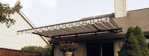 Retractable Patio Awnings - Diamond Series