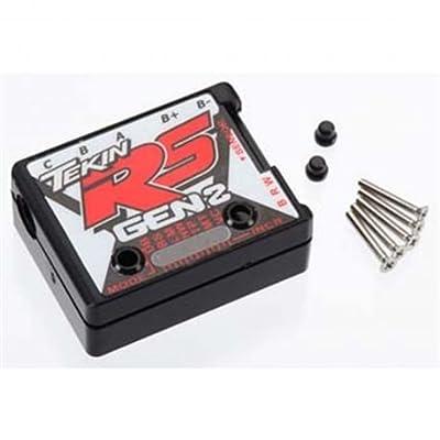 TEKIN TT3827 RSgen2 Case Set Black [Toy]